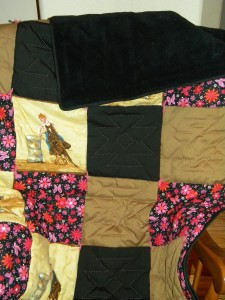 Barrel Racer Rodeo Quilt