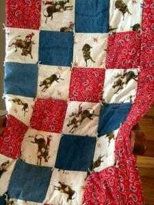 Bucking Bull Riders